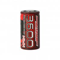 EP NiMH Battery 3600mAh 1,2V Sub-C single cell