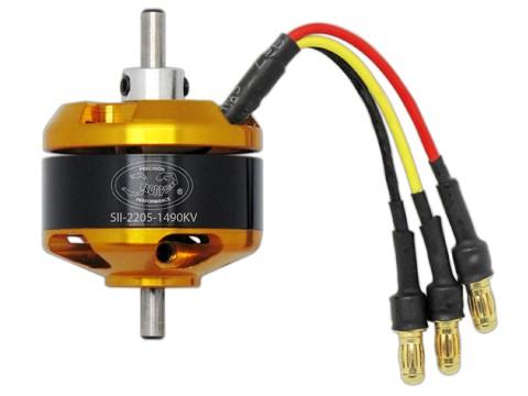 SII-2205-1490KV Scorpion Motor (3mm Welle)