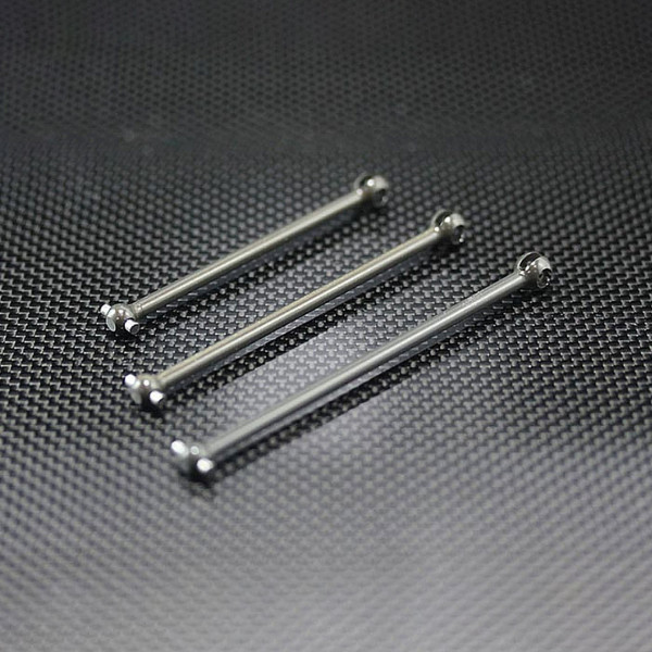Light Aluminum Alloy CVD 81mm-C Bone *1pcs