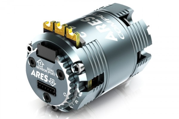 Ares Brushless Motor 4T 8350kV mit Sensor