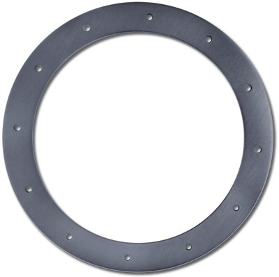 Axial Bead Lock Rings (Grau) (2Stk.)