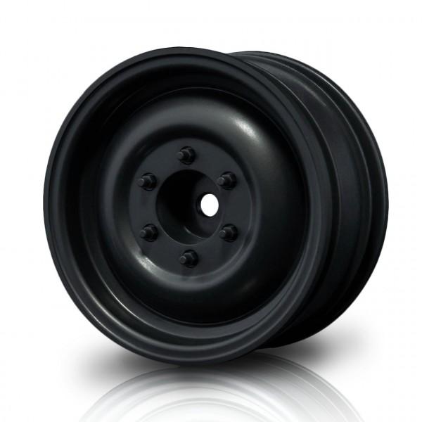 """Crawler Felge 60D 1.9"""" (+5 Offset) schwarz (4 Stück)"""