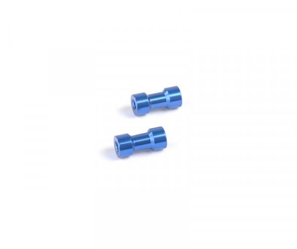7x15mm Steher - Blau (2Stk.)