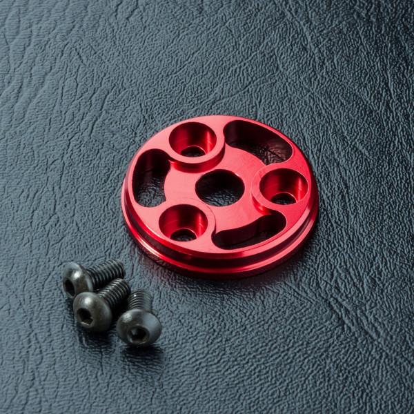 RMX Alum. spur gear cover (red)