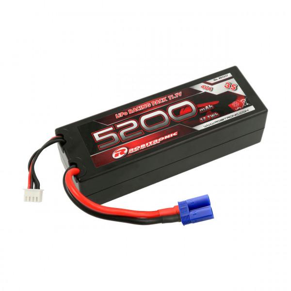 LiPo Akku 5200mAh 3S 40C EC5 Stecker