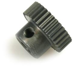Motorritzel 64dp 37Z Aluminium Bohrung 3,17mm