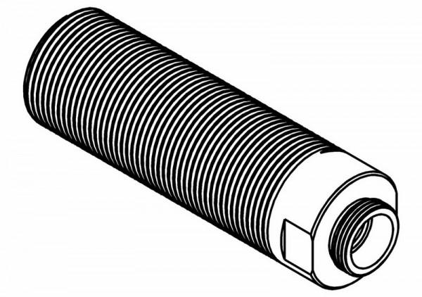 Stoßdämpfergehäuse Aluminium Hinten
