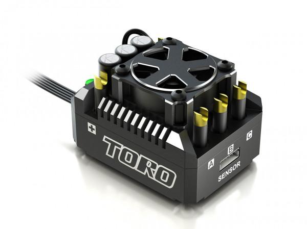 Toro TS150A Pro 2-6s LiPo für 1/8 Regler
