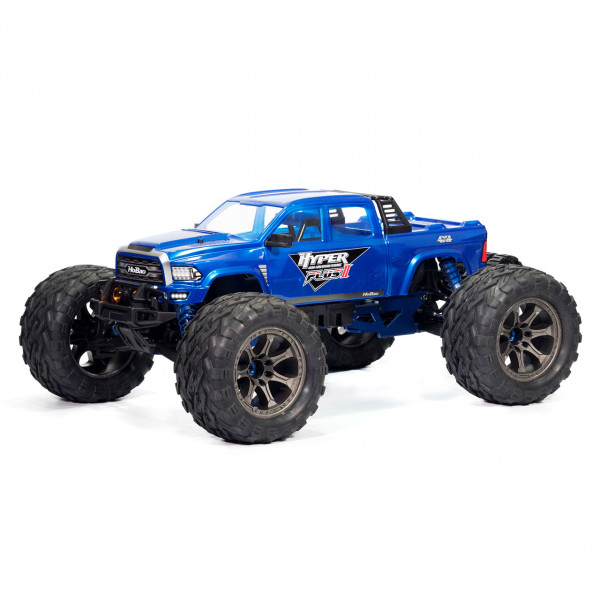 Hyper MT Plus II Monster Truck 150A 6s RTR modrý