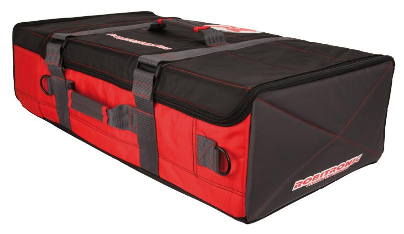 Robitronic Akku Koffer für 5 Akkus R14024