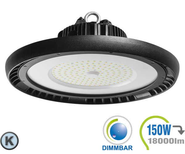 LED Highbay SAMSUNG CHIP - 150W UFO Meanwell Driver 120` 120