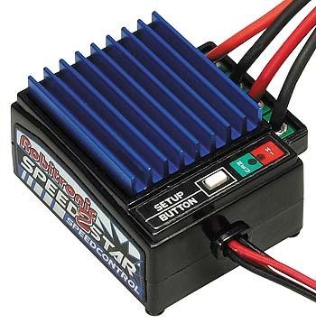 Speedstar 2 Regler F/R für Micro