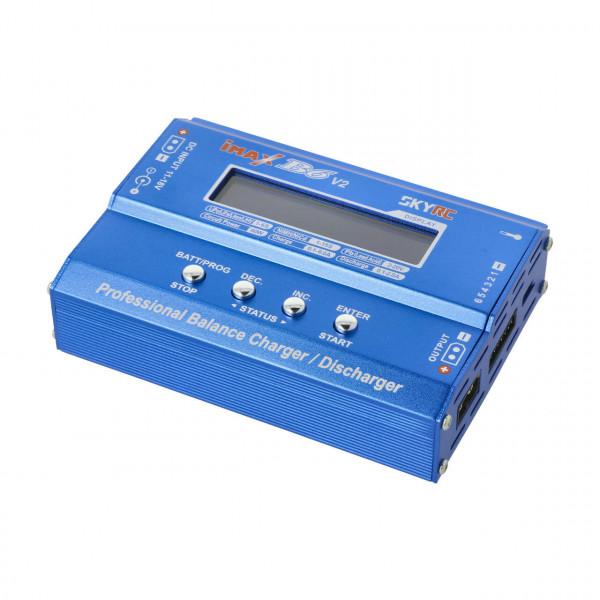 B6DC V2 Ladegerät LiPo 1-6s 6A 60W