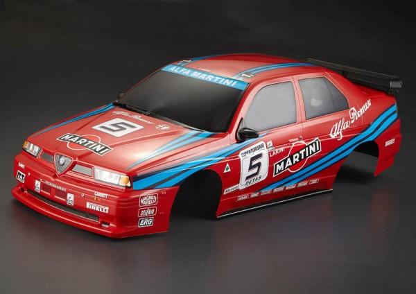 Alfa Rome 155 GTA Karosserie Rally-Racing 195mm RTU