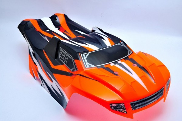 Hyper SST Printed Body(Orange)