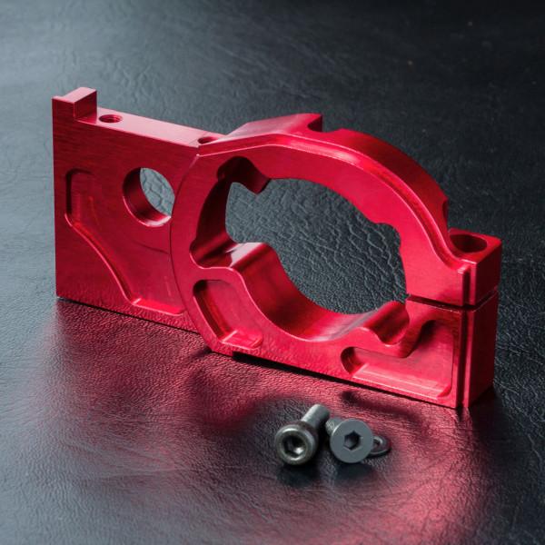 XXX Alum. eccentric motor holder (red)