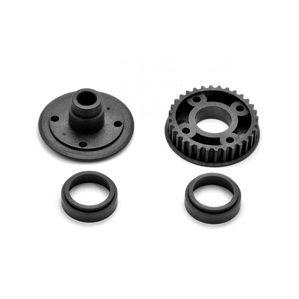 FRONT DIFFERENTIAL PULLY - 32T