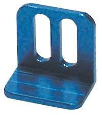 Karosserie Halterung Blau
