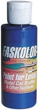 Faskolor Standard Blau Airbrush Farbe 60ml