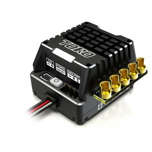 Toro TS160A 2-3s LiPo 3.5 Turn Regler