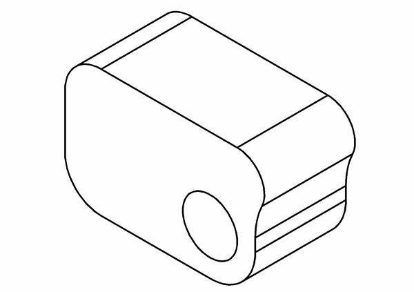 Gewichte 2,6g (Opt.) für Pro-Bite Kupplung