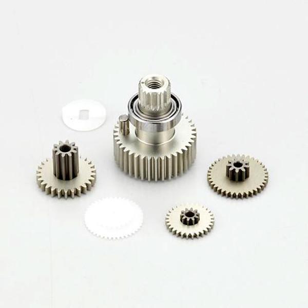 Aluminium Getriebeset für RSx1/3 one10 Response