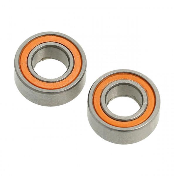 Precision Seal Metal Bearing 5x10x4mm (2pcs)