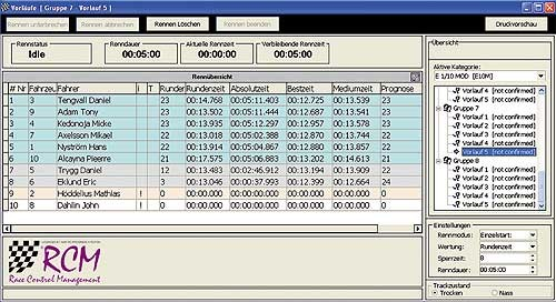 RCM Advanced Software