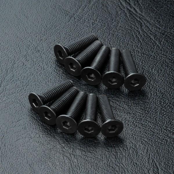 Senkkopfschraube Innensechskant M3x12mm (10 Stück)