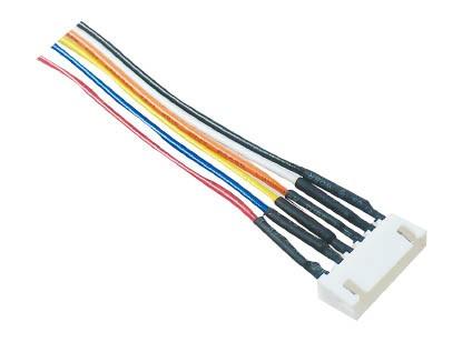 Kabel mit 6 Pin Buchse (2 Stk)