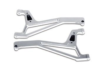 Revo K-Silver Front Lower Alum. Arm (w/carbon stiffener) (pa