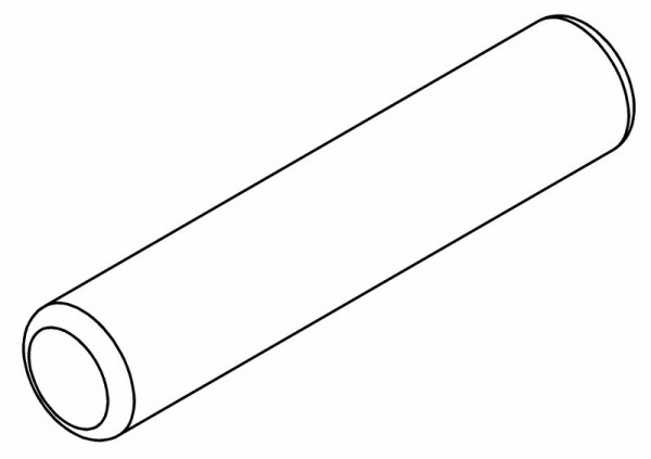 Stahlstift 4x20 mm