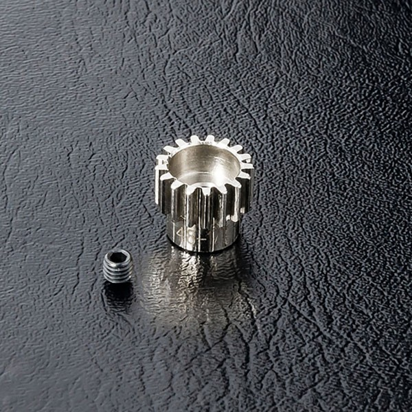 Motorritzel 17 Zähne Modul 48dp