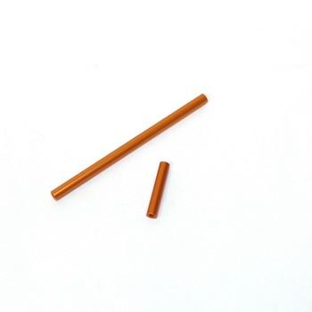 Alu Stangen für Allrad Lenkungs Set AX10 (Orange)