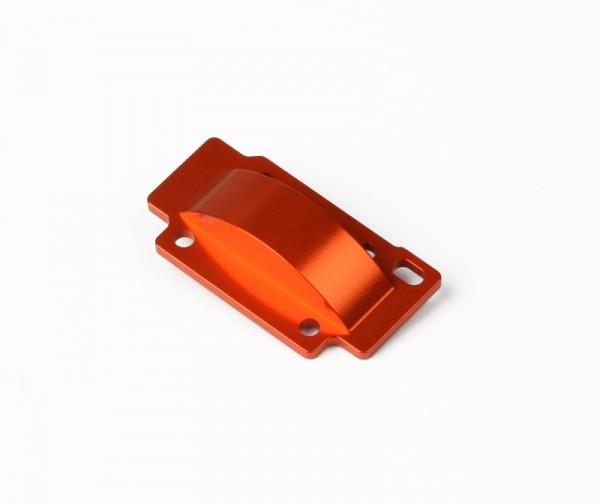 Aluminium Getriebeabdeckung, Orange (Animus SC/TR)