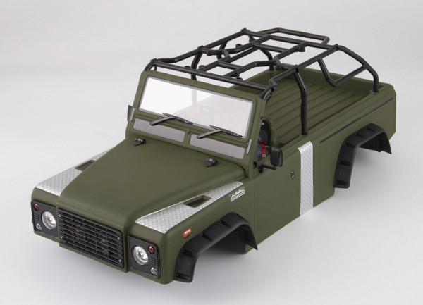 Marauder II Karosserie Military Grün für TRX-4