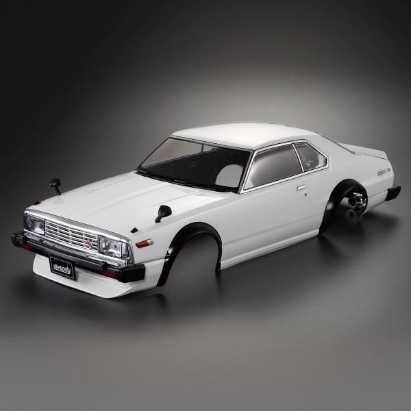 Nissan Skyline 2000 Turbo GT-ES Karosserie lackiert Weiß 195