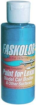 Faskolor Standard Himmelblau Airbrush Farbe 60ml