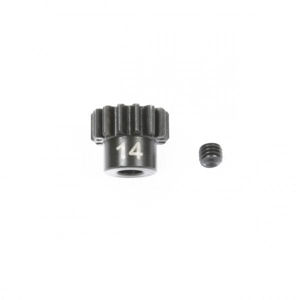 Ritzel 14 Zähne (5mm Bohrung, Modul 1)