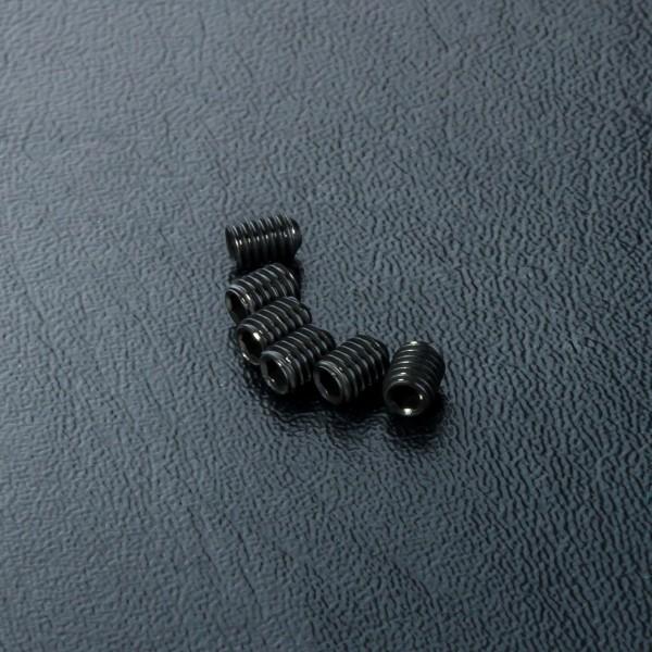 Madenschraube Innensechskant M2x3mm (6 Stück)