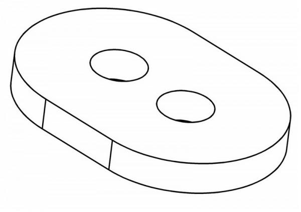 Befestigungsschrauben für Motorträgerplatte