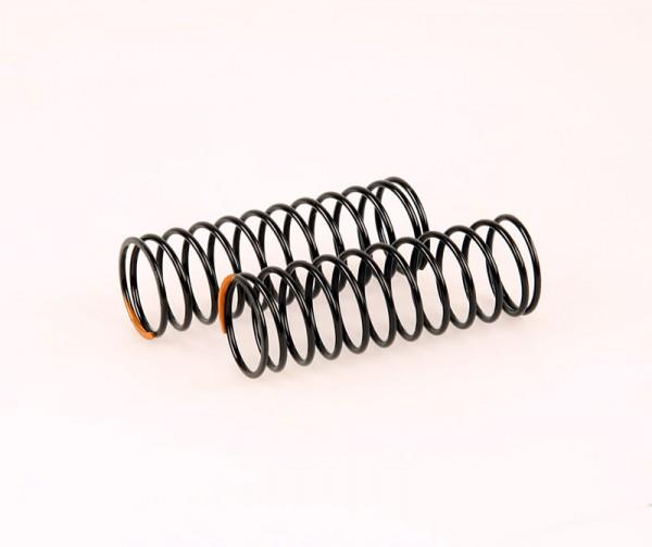 Vordere Dämpferfeder extra weich (1,5x61,5mmx12W) orange (2)