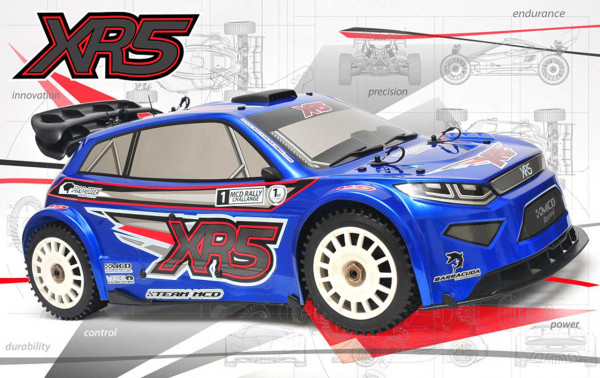 XR5 Competition Rolling Chassis