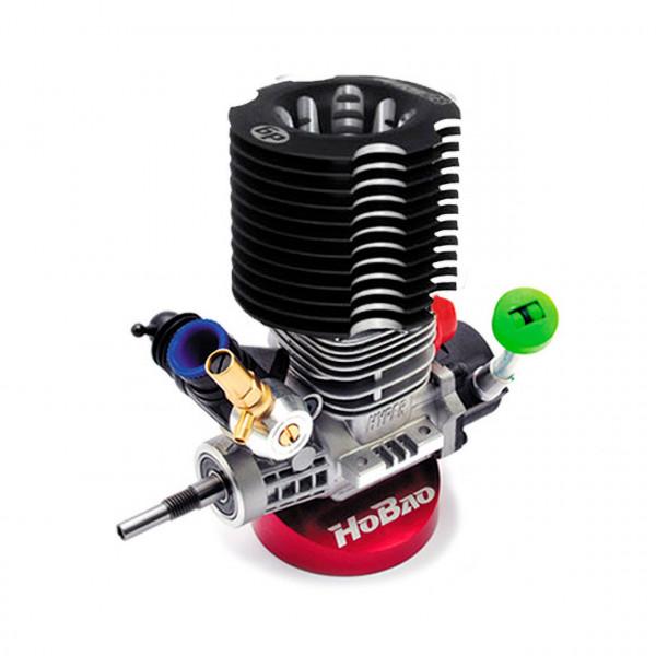 MAC 28 Nitro Verbrennungsmotor  mit Seilzugstarter