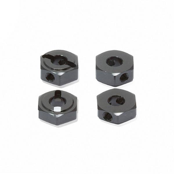 Hexagonal Wheel Stand14mmx5.2mm*4pcs