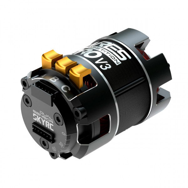 Ares Pro 540 V3 21T5 2050kV mit Sensor