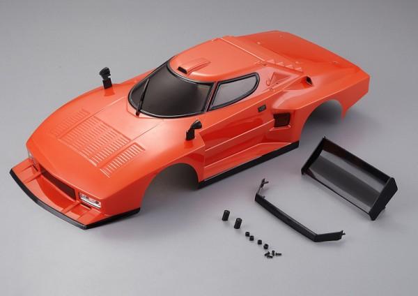 Lancia Stratos 1977 Karosserie Orange 195mm RTU