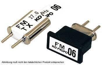 Quarz Set FM 40.650 Mhz