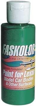 Faskolor Standard Grün Airbrush Farbe 60ml