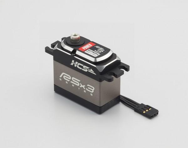 RSx3 Power Alu 31.6kg/0.11sec @7.4V